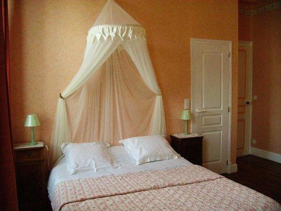 Villa Berthe : Chambre rose