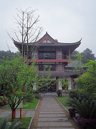 Guilinyi Royal Palace: Teahouse