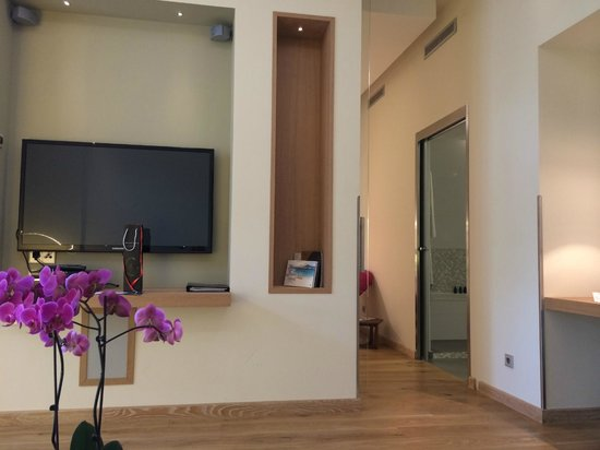 Domaine de Verchant : the sitting room