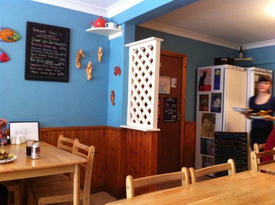 Chowder Cafe: Main room
