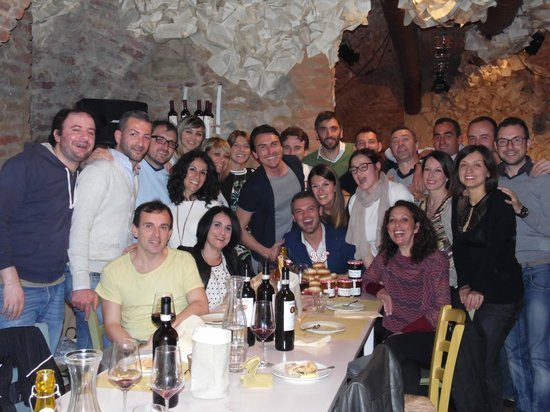 Tambass Teatro & Cucina : Amici al Tambass
