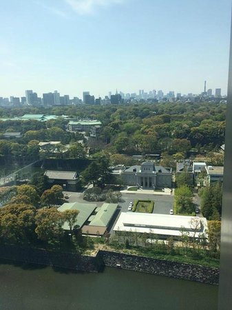 Palace Hotel Tokyo: The Imperial Palace