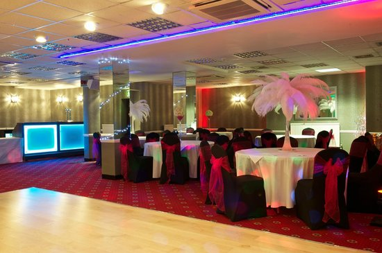 Clarendon Hotel Function Room