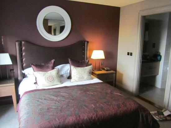 Macdonald Windsor Hotel : Very comfortable bed