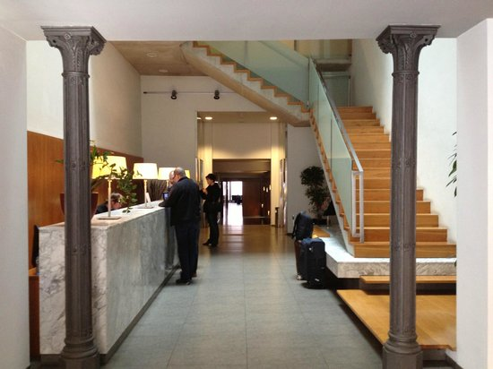 Onix Rambla Hotel: Hall de entrada