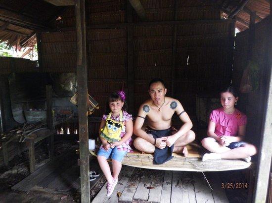 Permai Rainforest Resort: Хижина Ибана