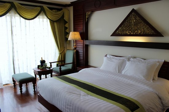 The Privilege Floor @Borei Angkor : Bedroom