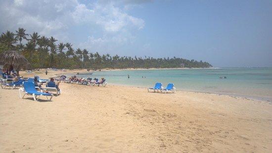 Grand Bahia Principe El Portillo: the best beach I ever seem