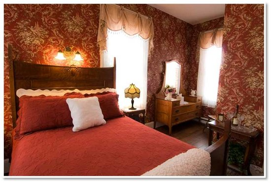 The Mason Cottage Bed & Breakfast Inn : The Mason Room at the Mason Cottage, Cape May B&B
