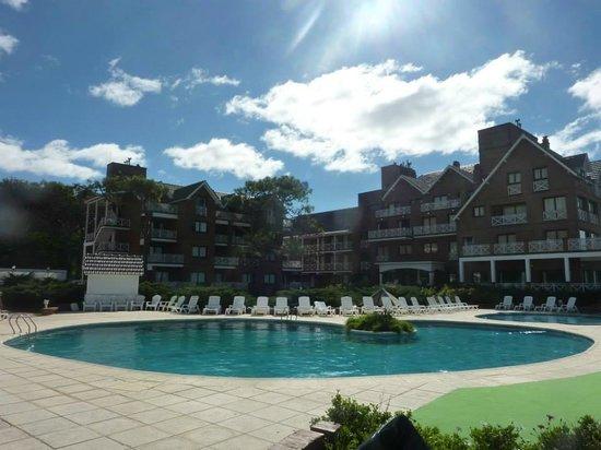 Playa Palace: Piscinas exteriores