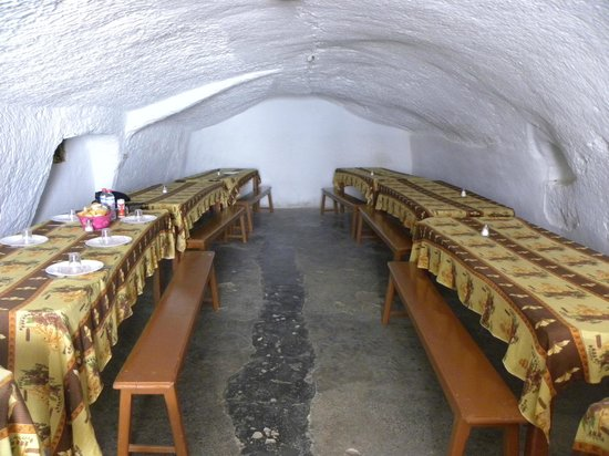 Hotel  Les Berberes: Sala da pranzo