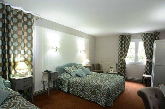 Hotel Saint Quentin Sur Le Homme