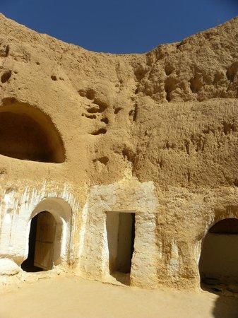 Hotel  Les Berberes: Casa troglodita