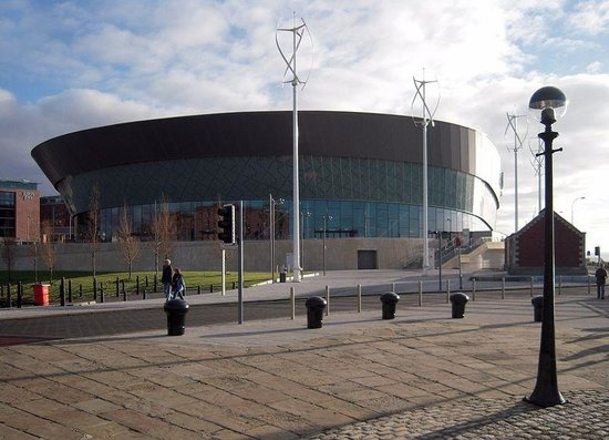 Arena and Convention Centre Liverpool: Echo Arena