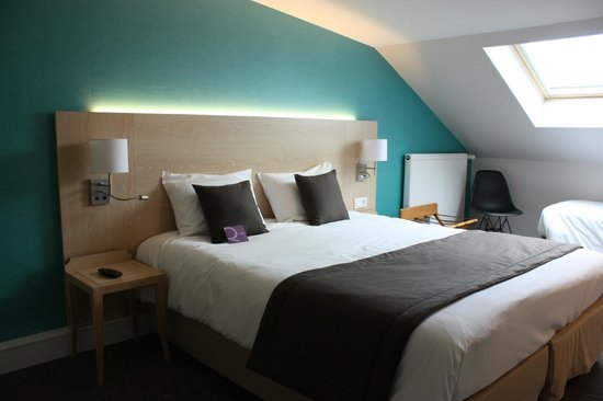 Mercure Saint Malo Front de Mer : CHAMBRE TRIPLE