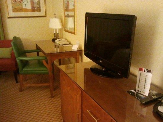 Aberdeen Marriott Hotel: Stanza