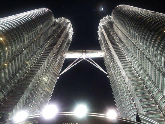 Tours Petronas : Facade