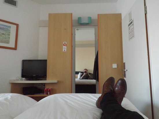 Ibis Styles Bremen Altstadt: Bedroom