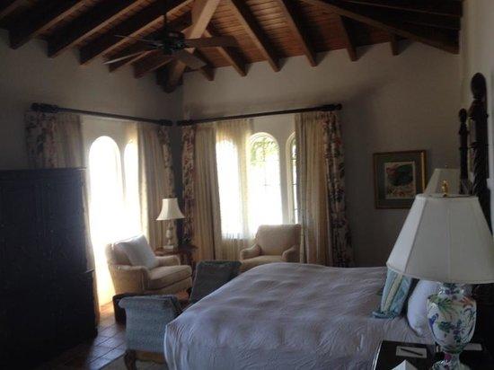 The Cloister at Sea Island: Master Bedroom