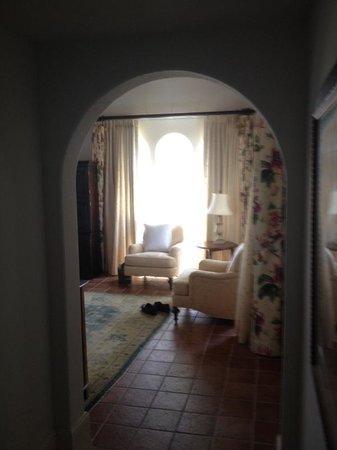 The Cloister at Sea Island: Hall/Bedroom