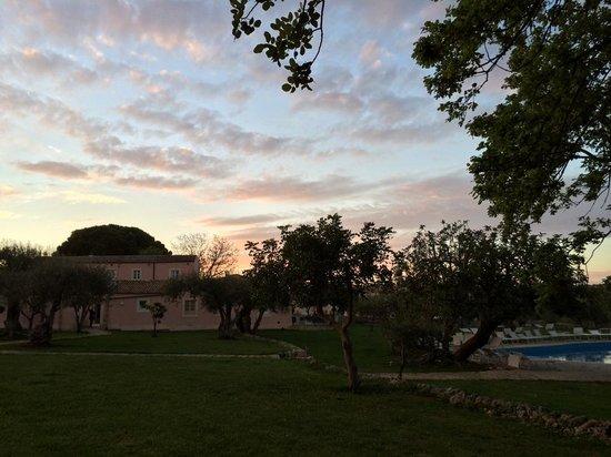 Masseria degli Ulivi: Masseria al tramonto