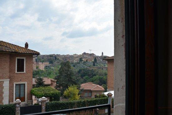 Hotel Villa Elda: What a view !!