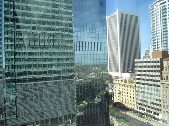 Westin Phoenix Downtown: View