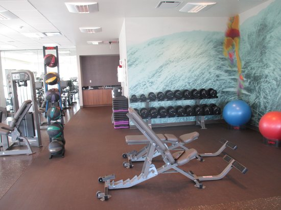 Westin Phoenix Downtown: Workout room