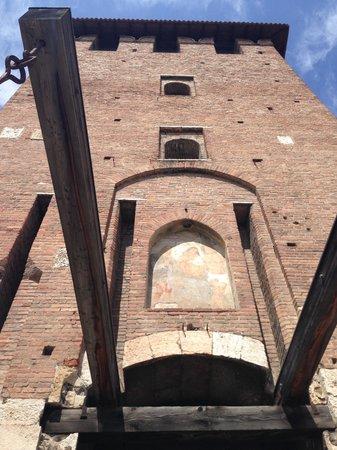 Museo di Castelvecchio: いりぐち