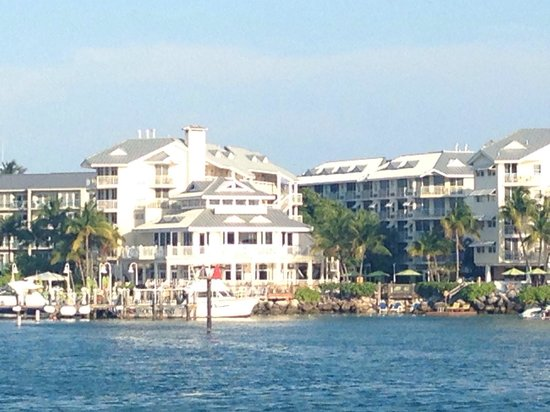 Hyatt Centric Key West Resort and Spa: From the water