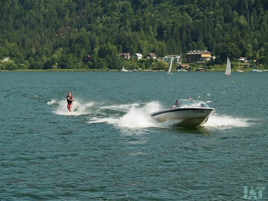 Ossiacher See: Lake Ossiach_IAT