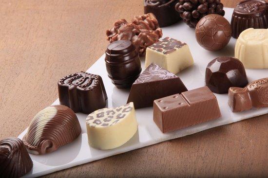 Gerard Mendis Chocolatier : chocolates