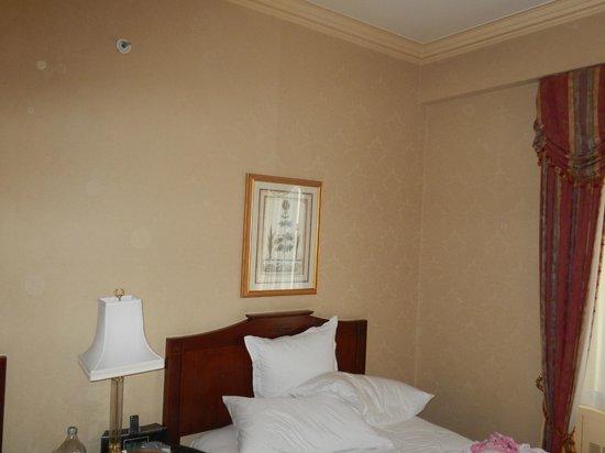 Waldorf Astoria New York: Habitación sin lujos
