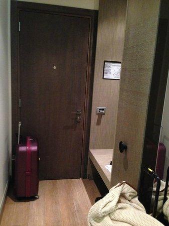 Starhotels E.c.ho.: Дверь(прихожая)