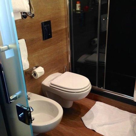 Starhotels E.c.ho. : Ванная