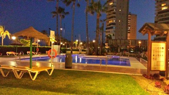 Sol Principe : piscina anteriore