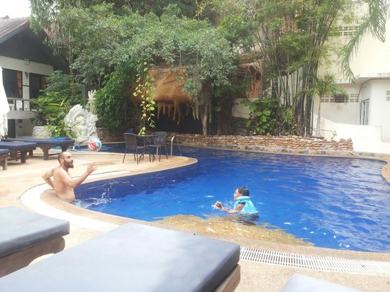 Club Bamboo Boutique Resort and Spa: หนุกดี