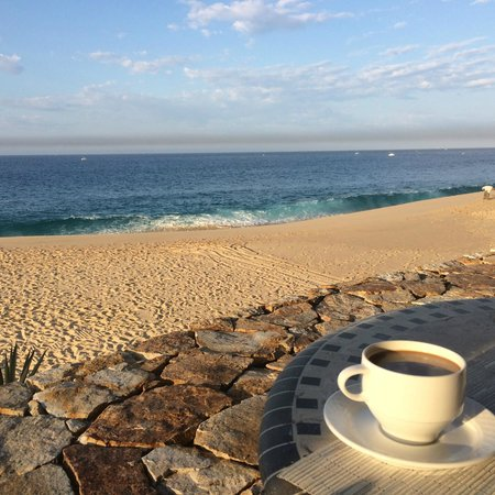 Grand Solmar Land's End Resort & Spa : View from La Roca at breakfast