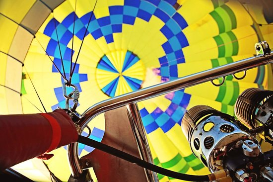 Up & Away Ballooning: <3