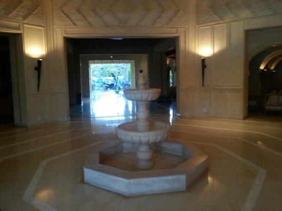 Hôtel Ras El Ain Tozeur : Ingresso