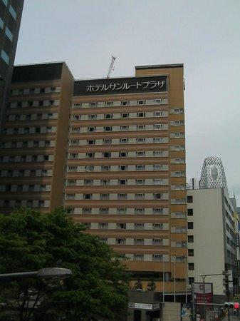 Hotel Sunroute Plaza Shinjuku : The Hotel