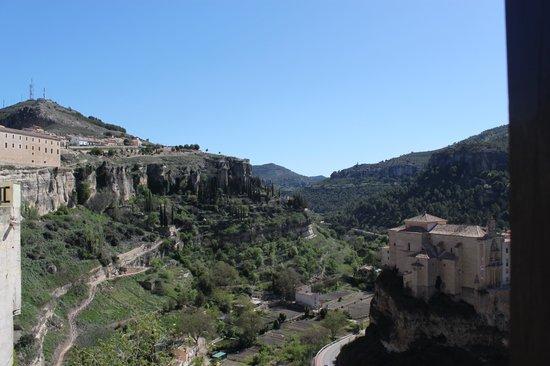 Posada de San José: Vistas desde la terraza