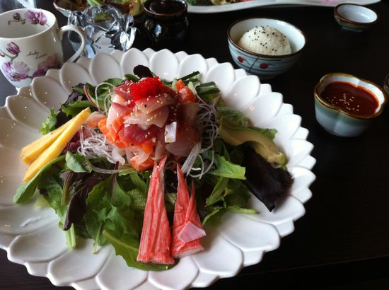 Dake Fusion Restaurant: Favorite dish