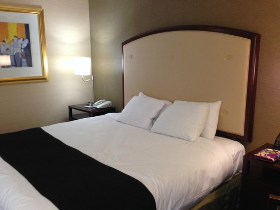 Wyndham Grand Pittsburgh Downtown: Bed