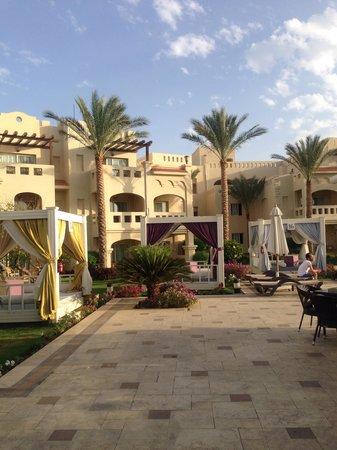 Rixos Sharm El Sheikh: View towards our room