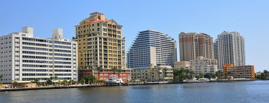 Water Taxi: Seeing Fort Lauderdale from the water.