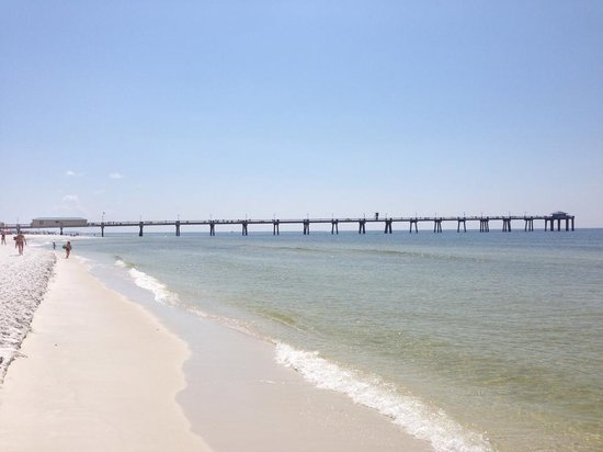 Four Points by Sheraton Destin- Ft Walton Beach: Beach Area