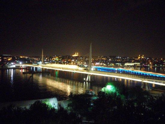Istanbul Golden City Hotel : Vue du restaurant