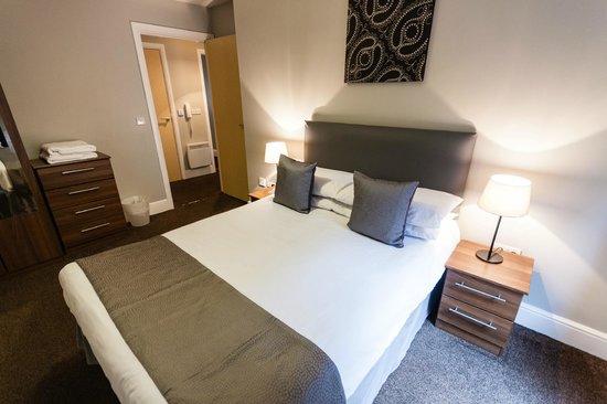 โรงแรมเดอะซิตี้แวร์เฮาส์อพาร์ตเมนท์