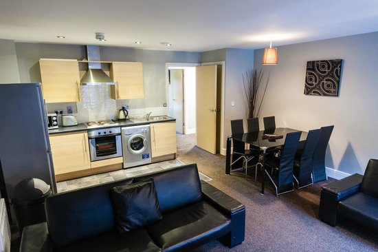 The City Warehouse Apartment Hotel Manchester